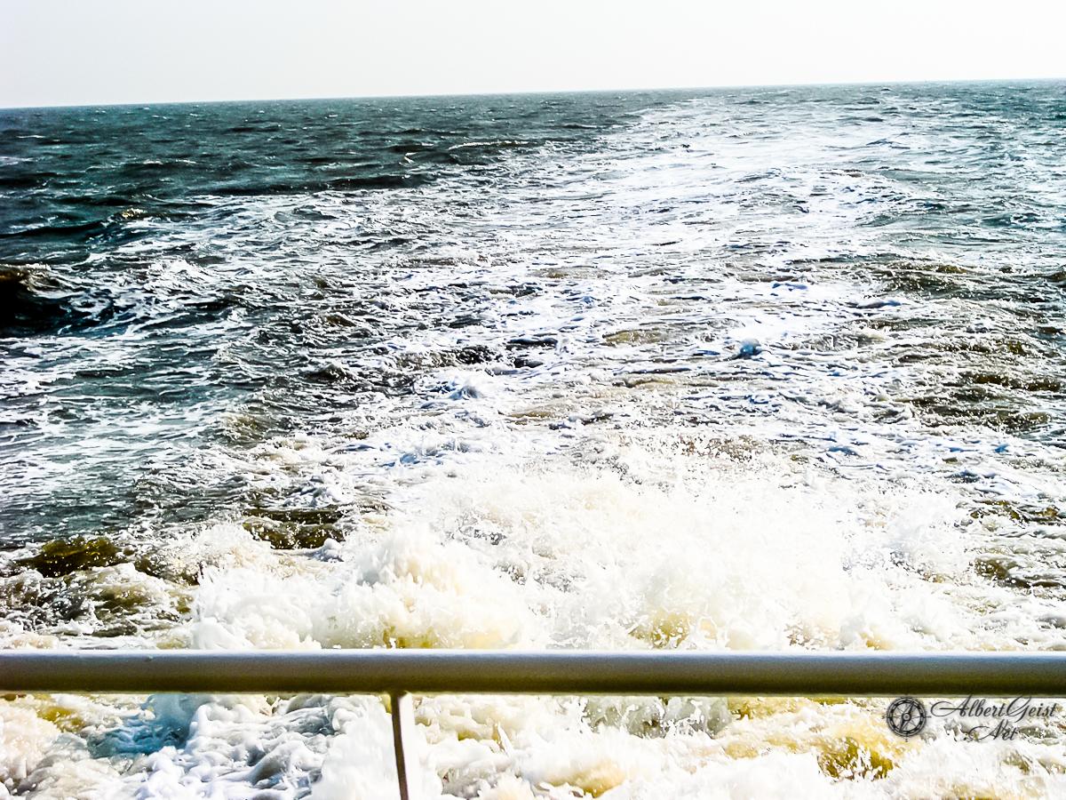 Поездка на остров Гельголанд