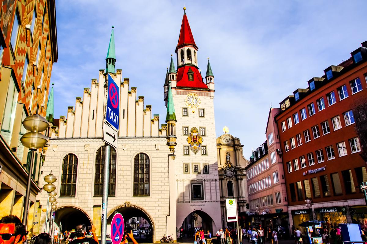Баварская сказка: город Мюнхен