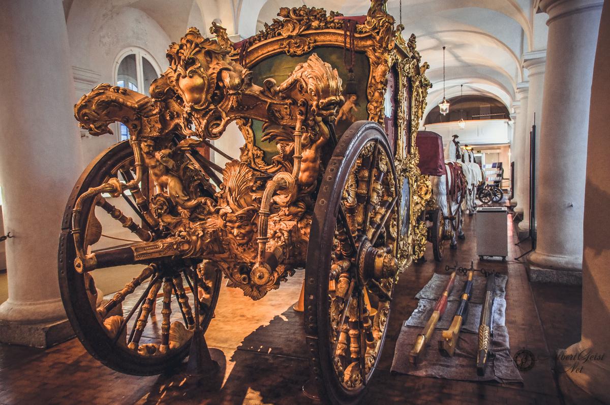 Баварская сказка: Дворец Нимфенбург