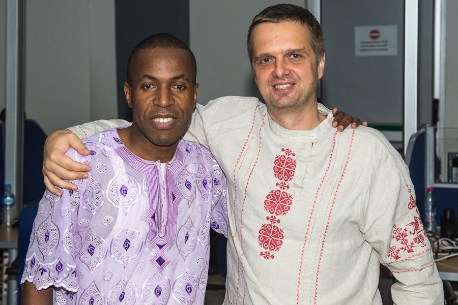 Пятничное фото из Западной Африки.