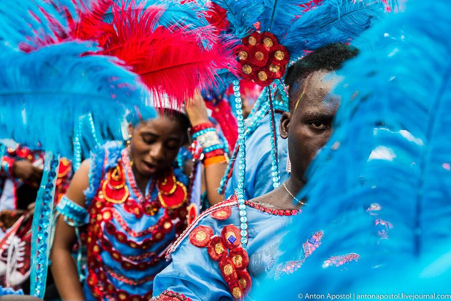 Лагосский карнавал. Версия 2. Часть 3.