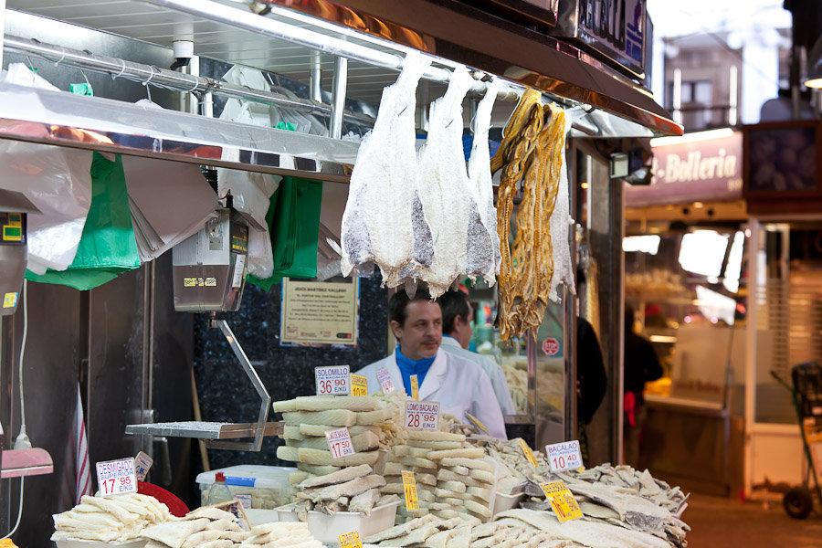 Рынок Бокерия.