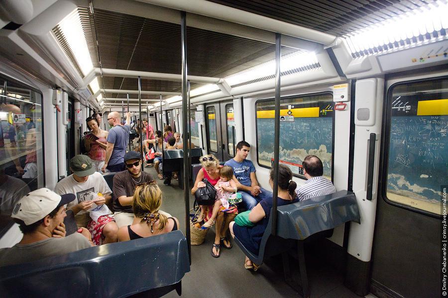 В киевском метро появится второй поезд, разрисованный художником, - замглавы КГГА Сагайдак - Цензор.НЕТ 1309