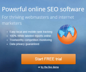 Advanced Web Ranking discount coupons and review