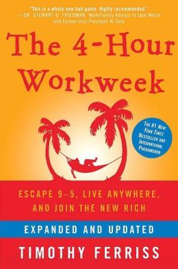Tim Ferriss Four Hour Workweek Review