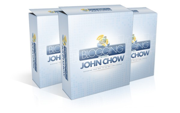 Blogging with John Chow Discount Promo Code
