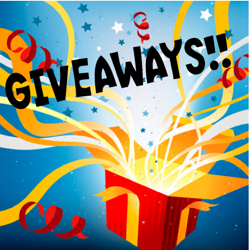 Giveaways for online professionals - August 2015