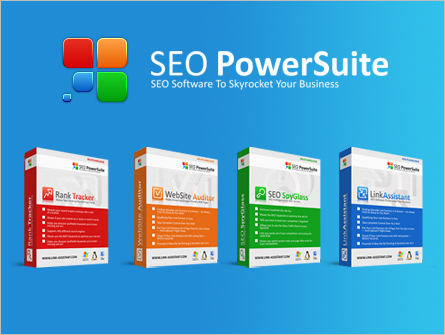 SEO PowerSuite discount coupon code