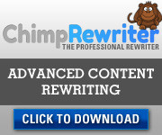 Chimp Rewriter Promo code Discount