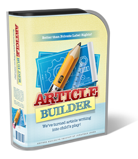 Article Builder Discount Coupon Promo Code