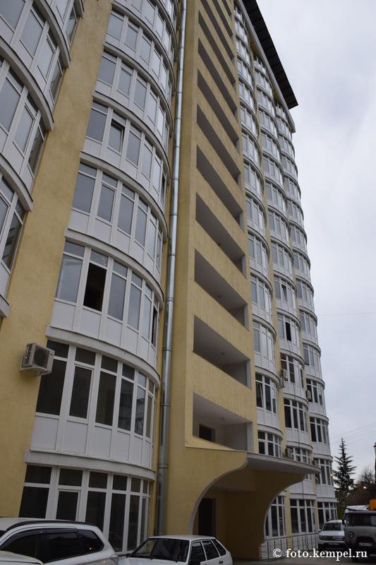 Сочи, Цурюпы 25 - ЖК Ривьера Сочи. Продажа 1 комнатной квартиры 51 квадратный метр 4 280 000 руб