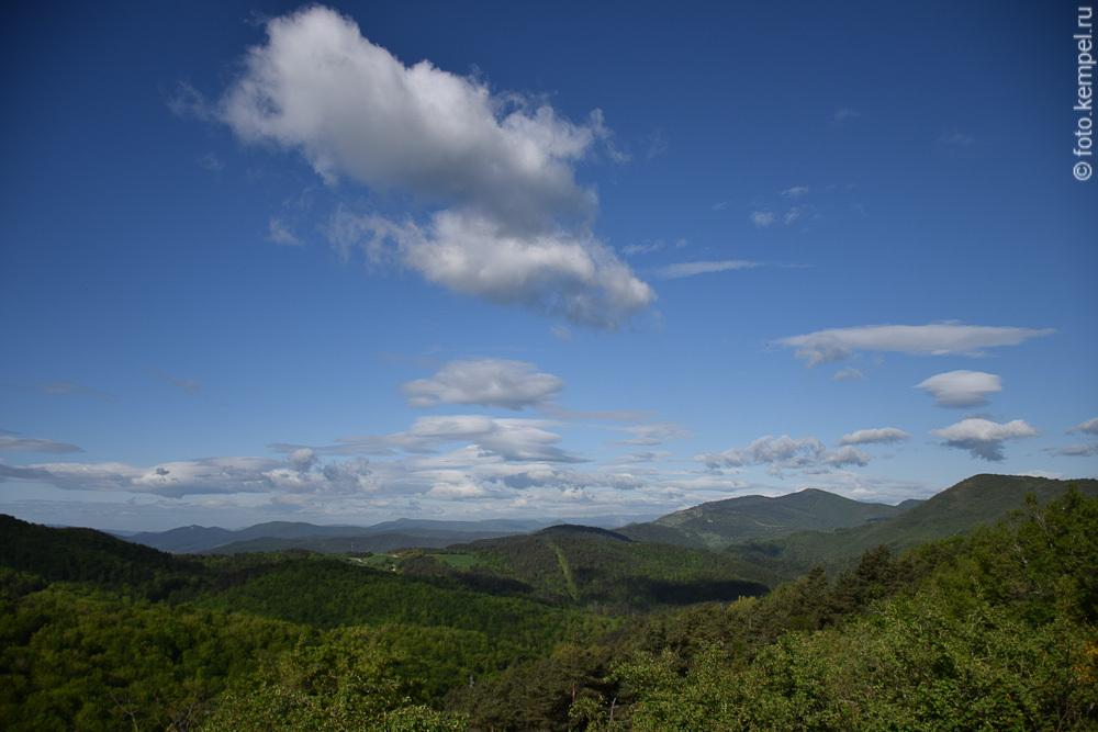 Camino de Santiago 2015. 2 день. Roncesvalles - Larrasoana = 25 км Камино де Сантьяго