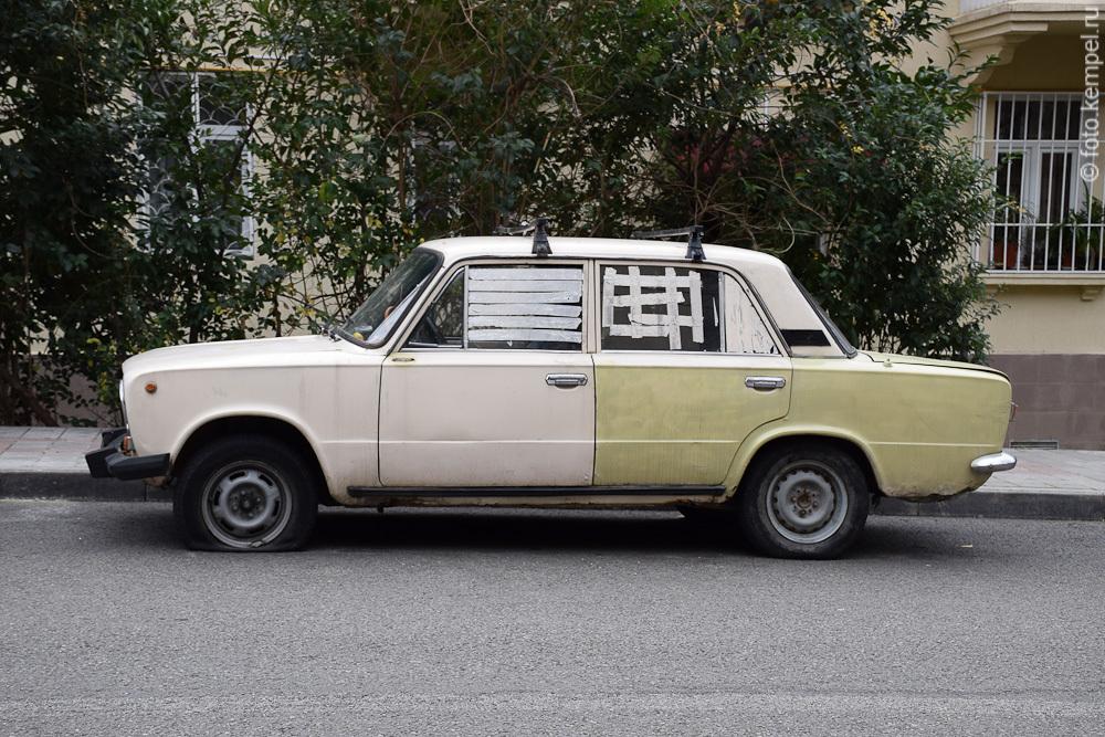 Лучшие автомобили Лада в Сочи. Самые красивые Жигули в городе Сочи