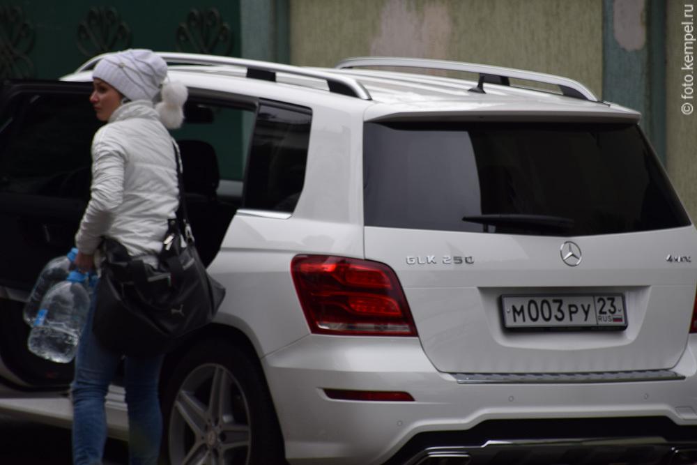 Самые красивые и блатные автомобильные номера в Сочи