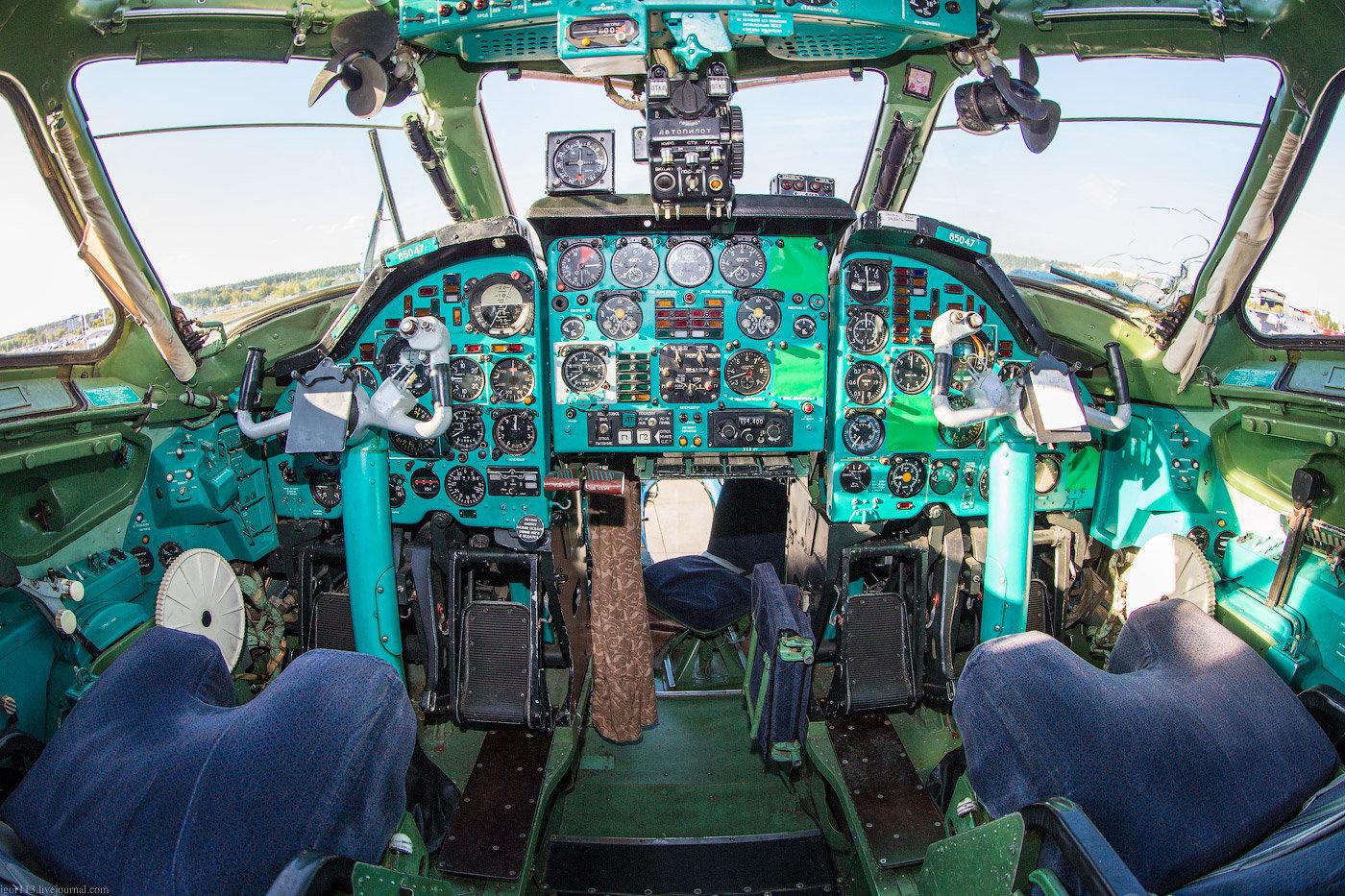 АОН - МАКС-2013 ч.11: Ту-134 и