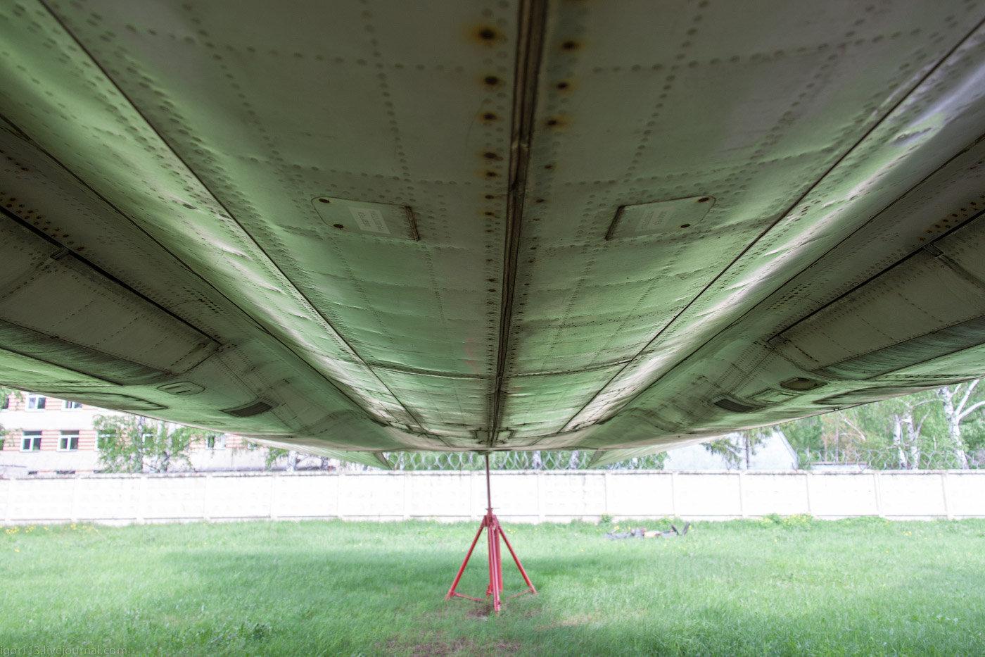 Музей ВВС Монино ч.29 : год 2013 Ту-22М0.