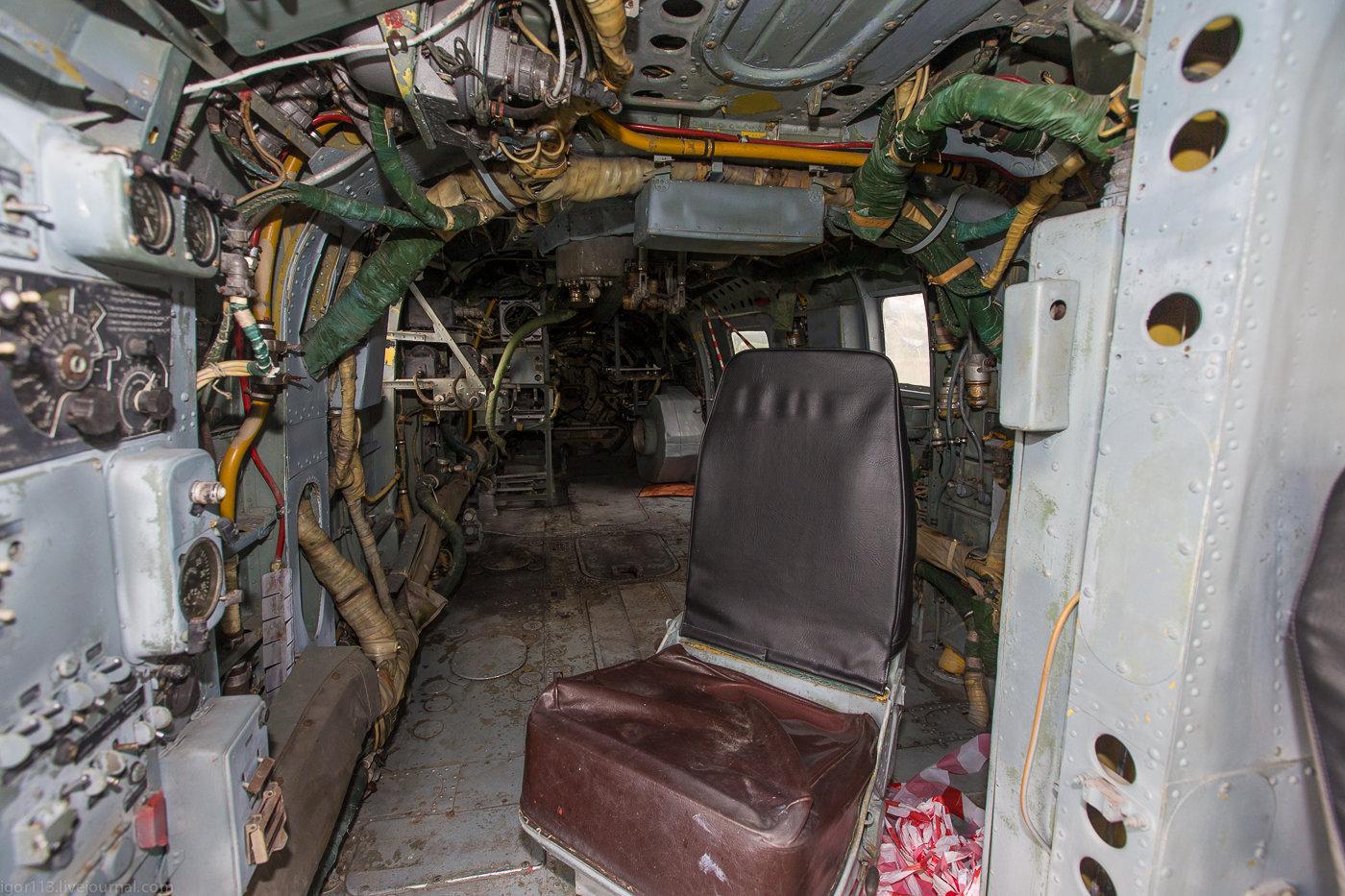 igor113 - Музей ВВС Монино год 2013 ч.33 : Вертолет Ка-