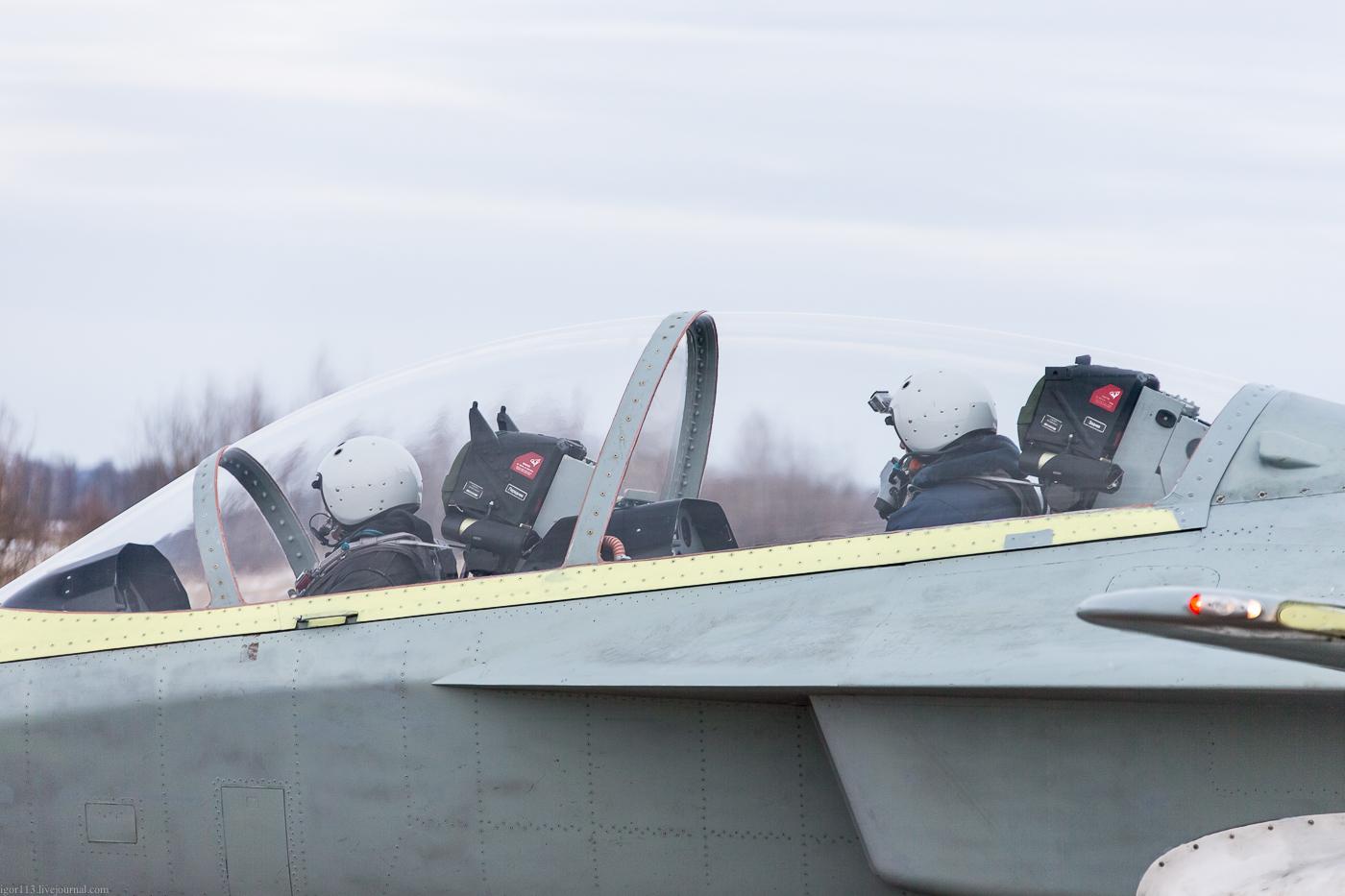 ВВС РФ начали испытания самолета СР-10