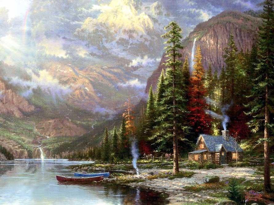 Цветочный рай в натюрморте мастера живописца