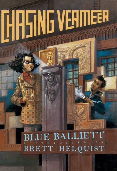 The Calder Game By Blue Balliet