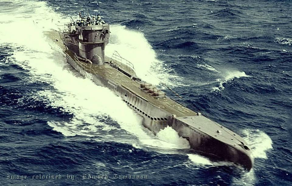 война подводных лодок наше время