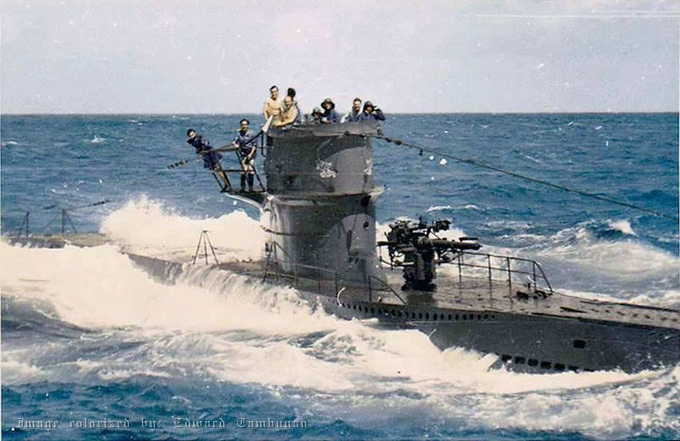 подводная лодка фильм германия