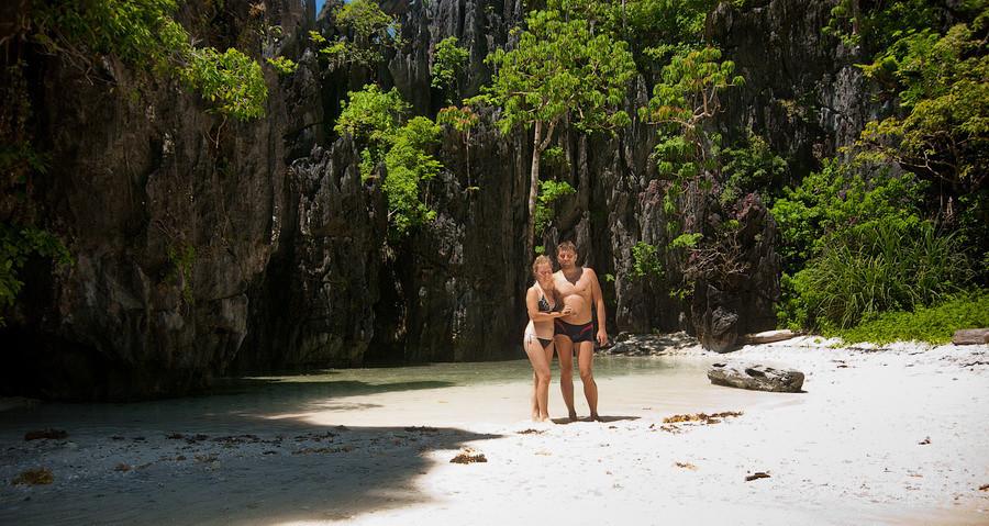 Тур на лодке по островам, Эль Нидо, Филиппины - самый пик счастья и умиротворения