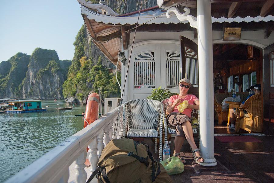 Вьетнам, Халонг - самый разгар мизантропии