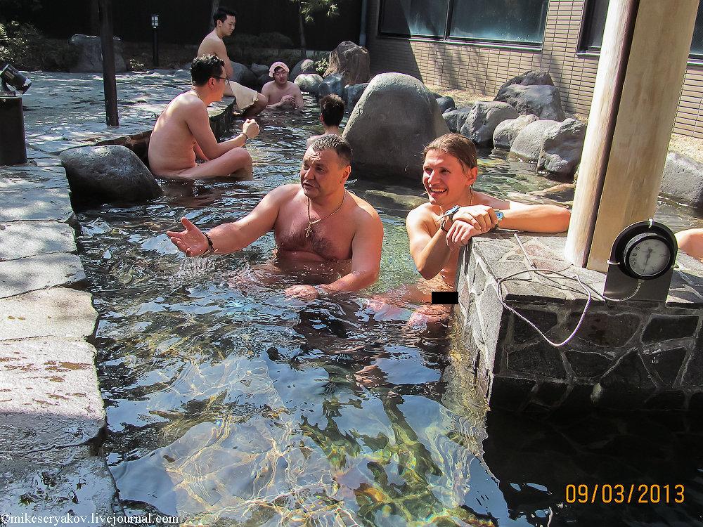 Голая моет мальчика бане фото 561-553
