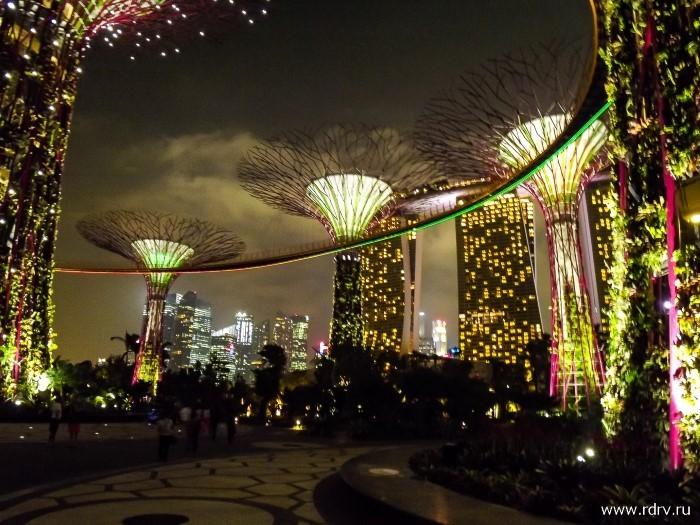 3,5 дня в Сингапуре_сентябрь 2012