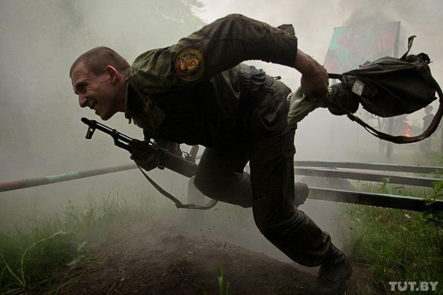 Экзамен на краповый берет: как испытывают спецназовцев