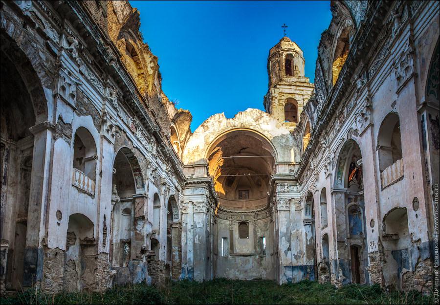 Церковь Санта-Мария-делле-Грацие в Буссана-Веккья