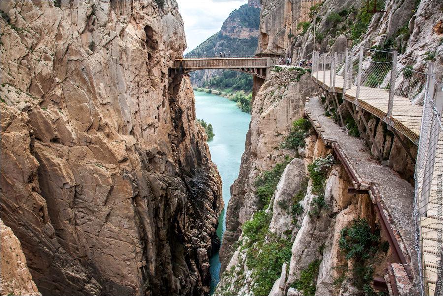 Королевская тропа в Испании — больше не самая опасная пешеходная тропа в мире