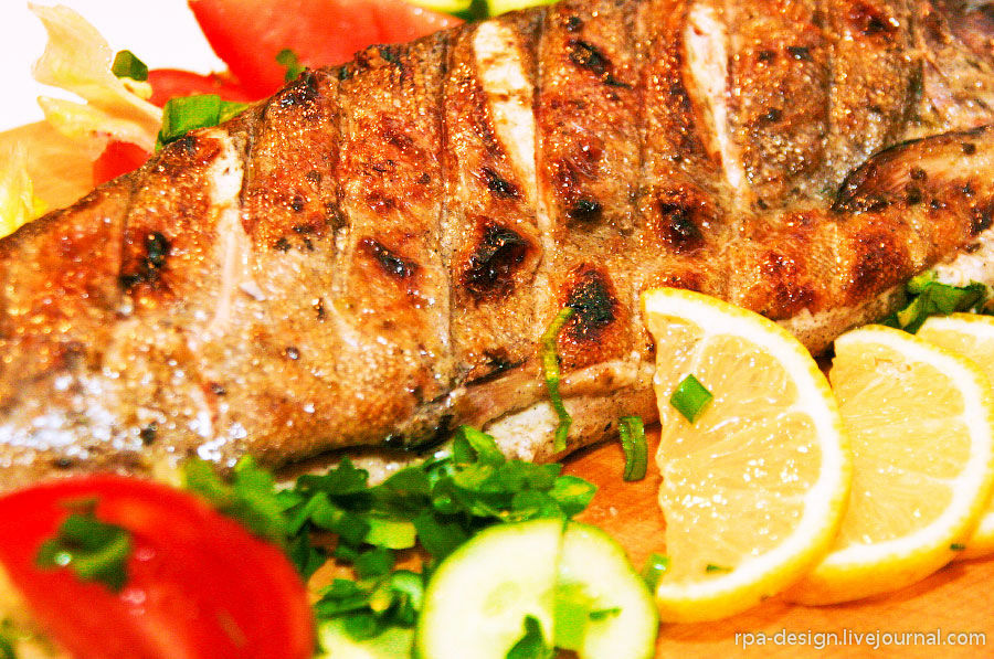 Запеченная рыба Лучшие рецепты рыбы запеченной в духовке