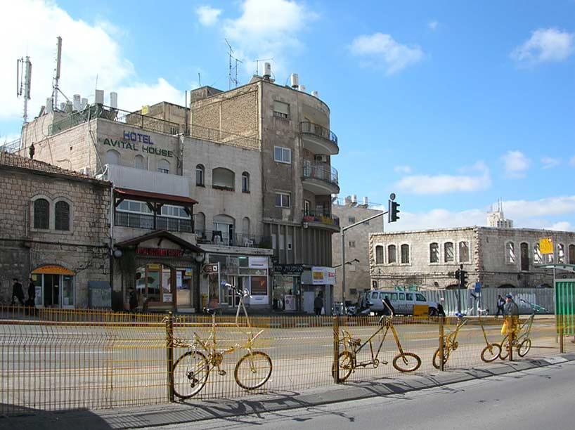 велики в Иерусалиме