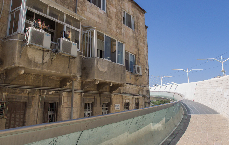 трамвай_Jerusalem