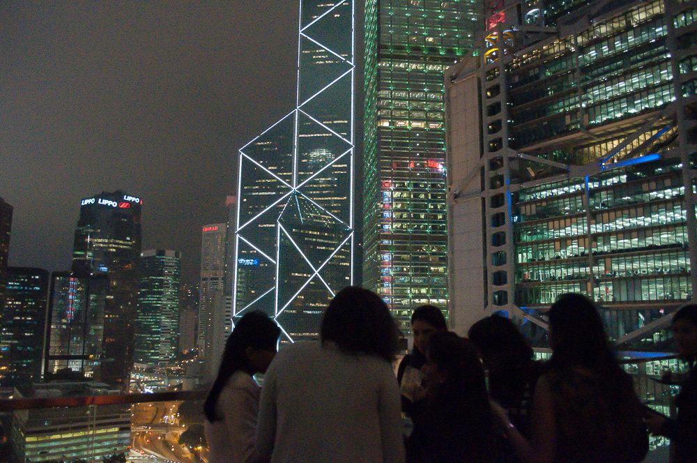 Гонконг - жемчужина Китая (март 2013)