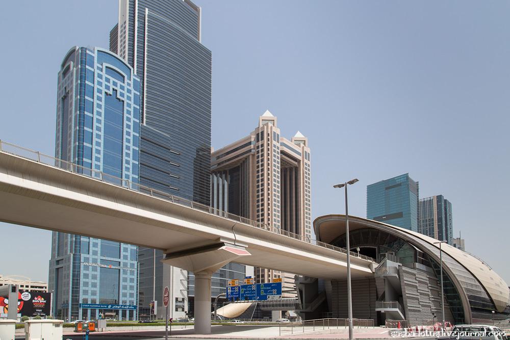 Дубай: небоскрёбы и не только | Terraoko - мир твоими глазами
