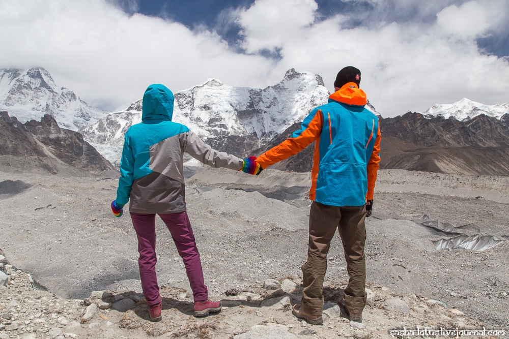 Треккинг к Эвересту через озёра Гокио. Оглавление