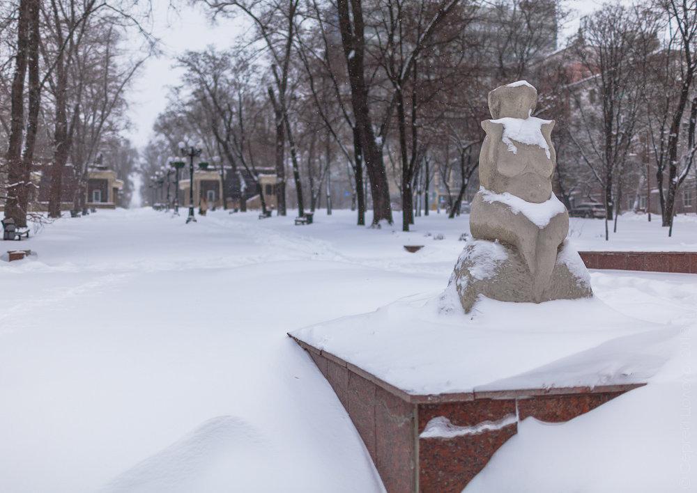 И снова зима