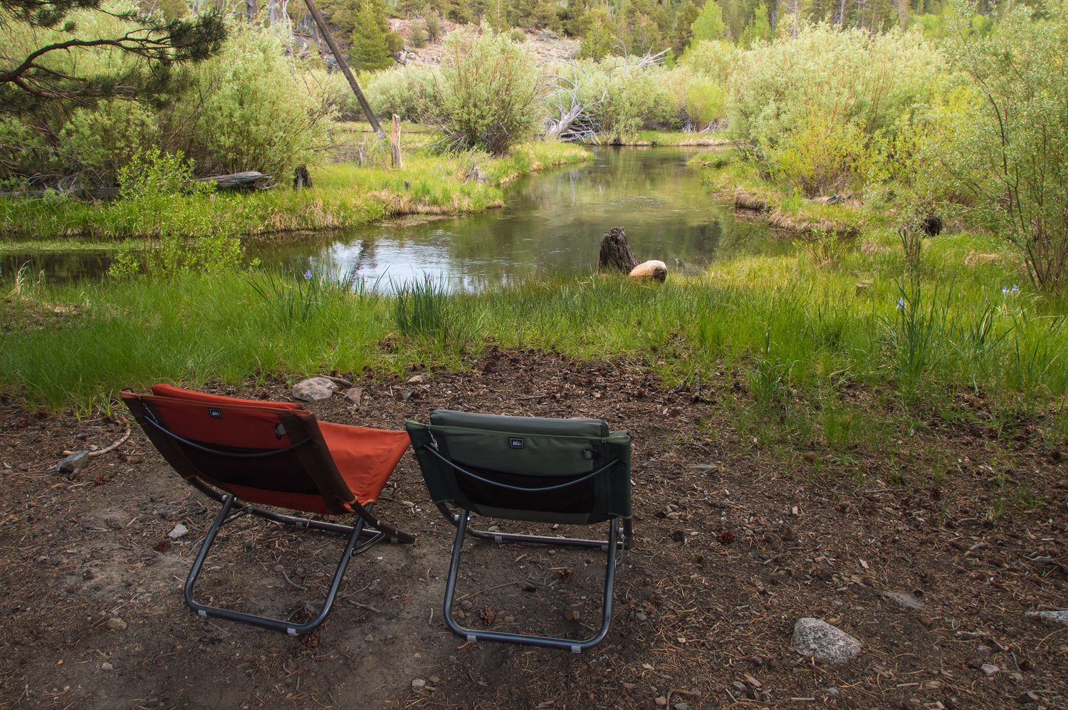 Explorations with the Ski3pins: Hoover Wilderness - June 2014