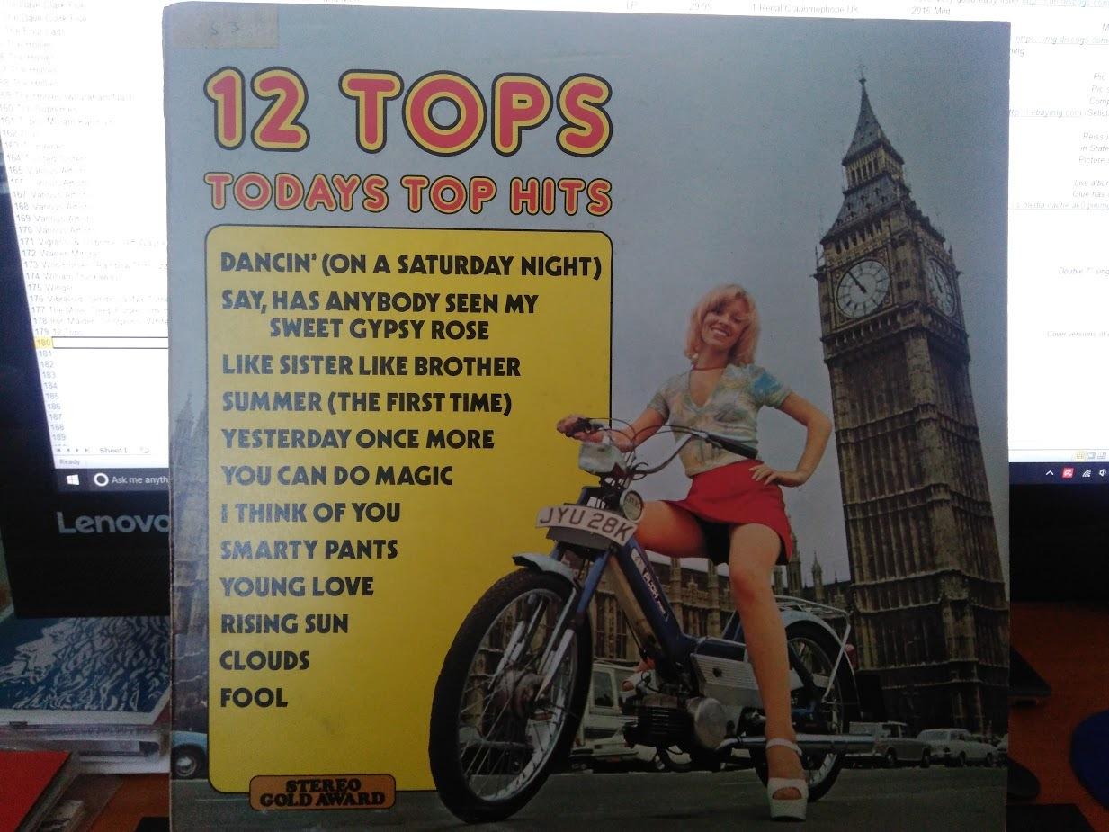 12 Tops - 12 Tops Volume 14