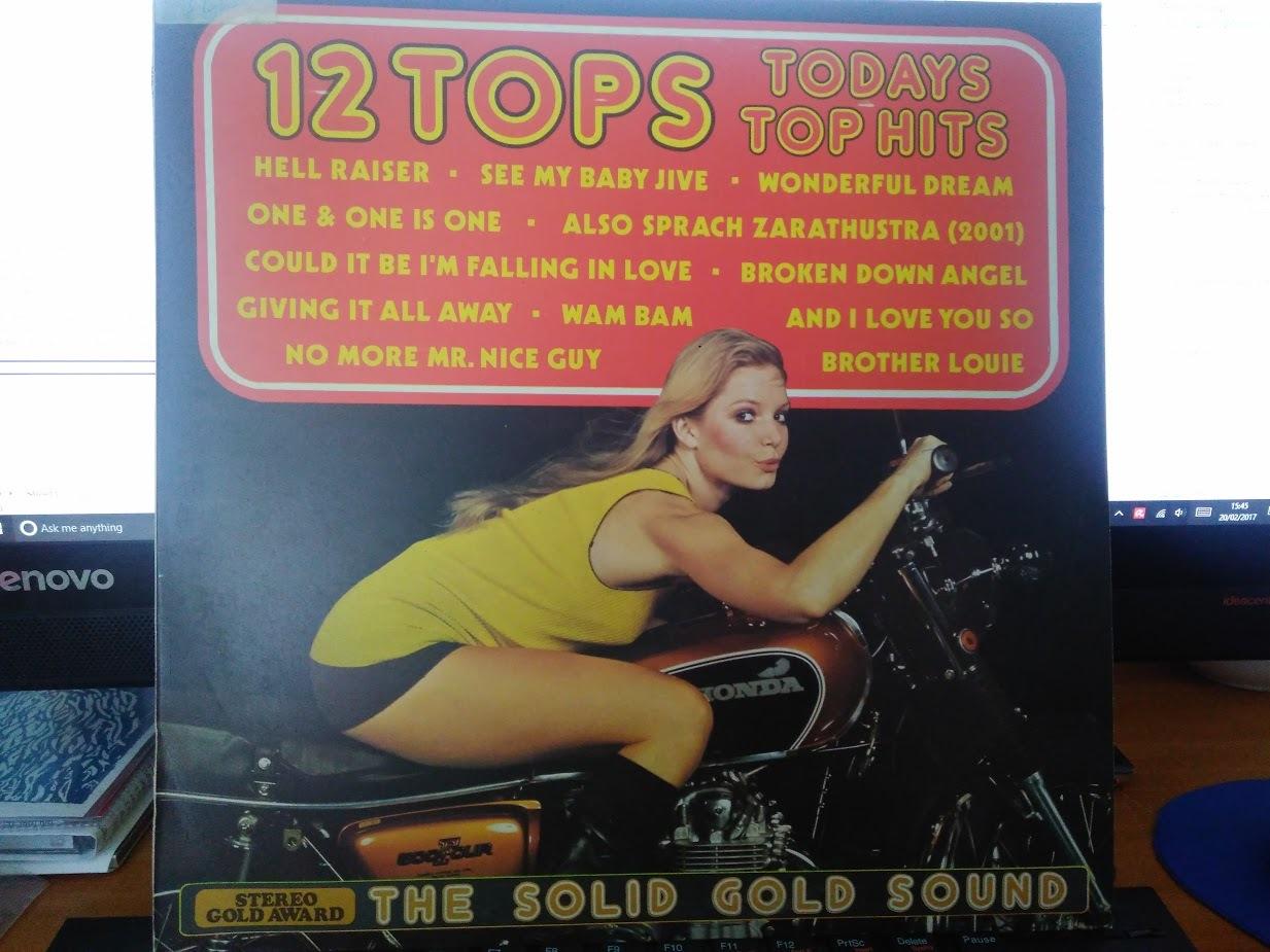 12 Tops - 12 Tops Volume 11