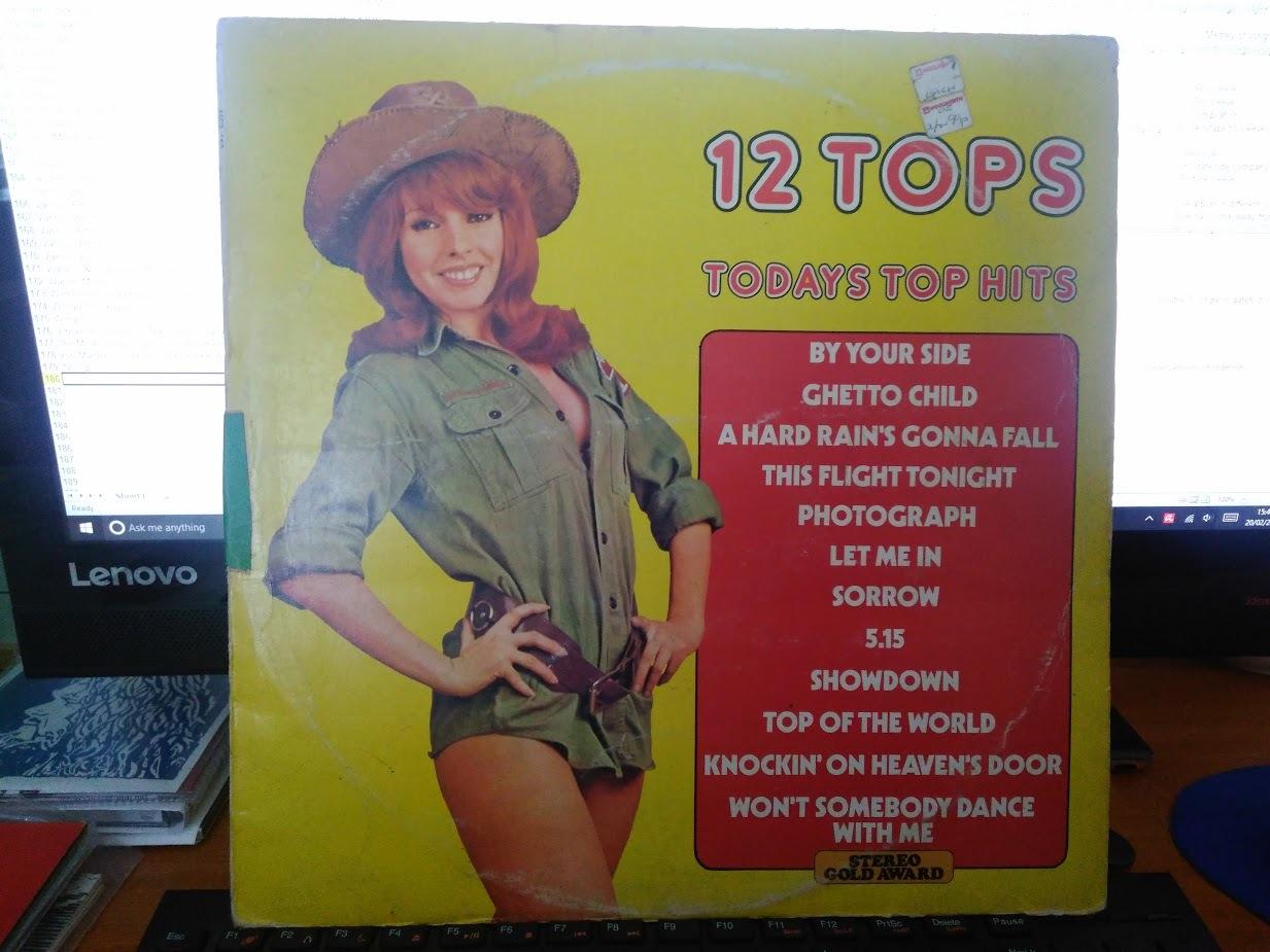 12 Tops - 12 Tops Volume 16