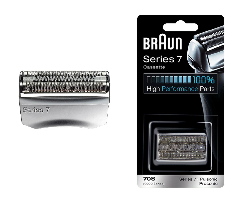braun 70s cassette series 7 pulsonic foil cutter. Black Bedroom Furniture Sets. Home Design Ideas
