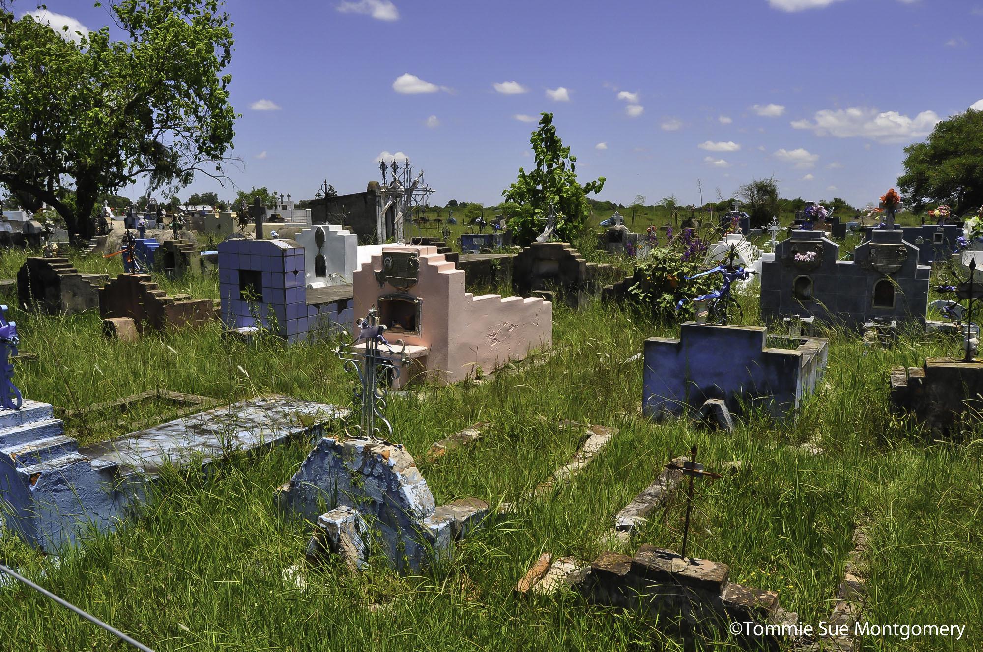 cementery in Pellegrini