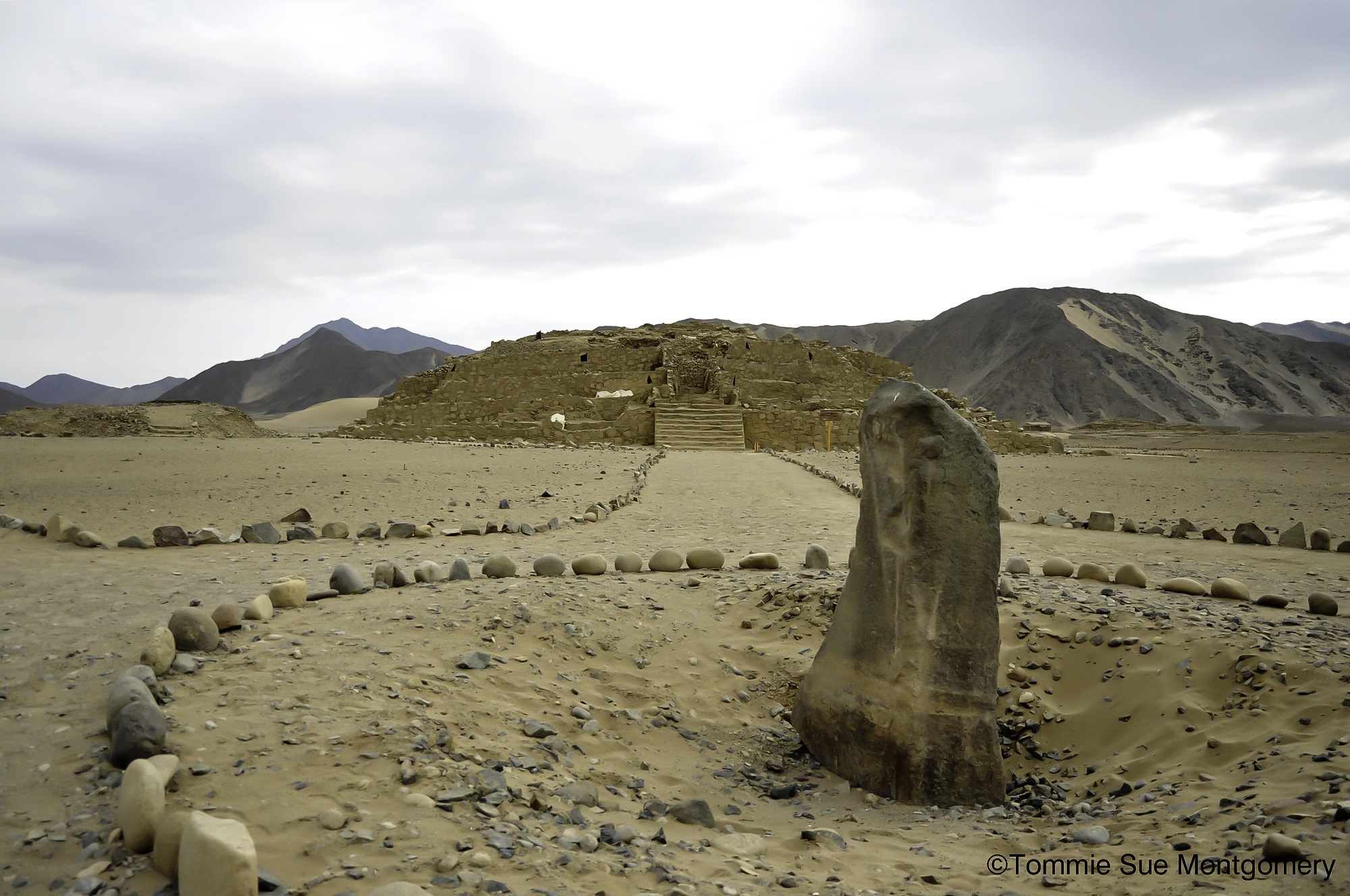 web Caral: The Americas' Oldest City