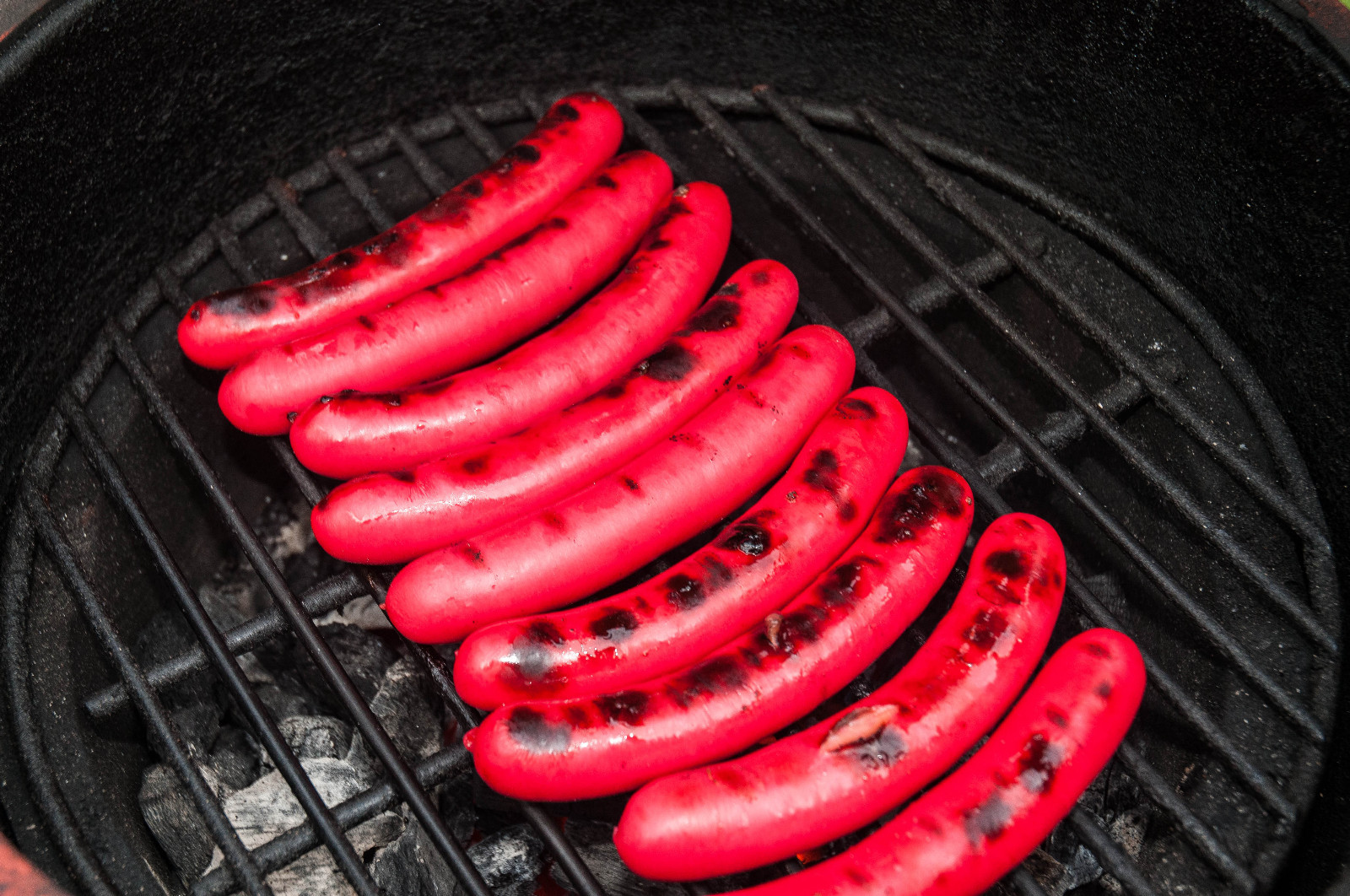 Maine Red Hot Dogs