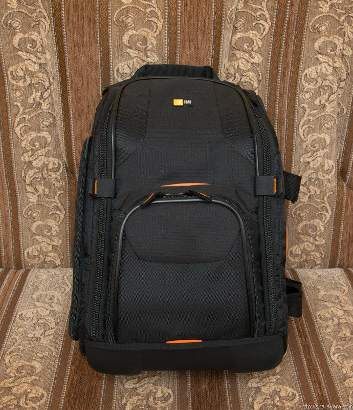 Обзор рюкзака case logic slrc 206 фото рюкзак deuter 38