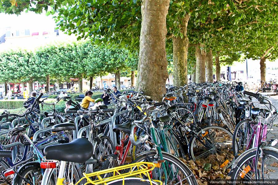 велосипеды Гента